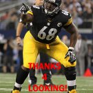 KELVIN BEACHUM 2013 PITTSBURGH STEELERS FOOTBALL CARD