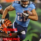 JACKIE BATTLE 2013 TENNESSEE TITANS FOOTBALL CARD