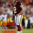 KAI FORBATH 2013 WASHINGTON REDSKINS FOOTBALL CARD