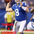 MATT HASSELBECK 2013 INDIANAPOLIS COLTS FOOTBALL CARD