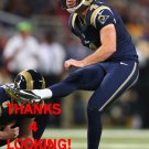 GREG ZUERLEIN 2013 ST. LOUIS RAMS FOOTBALL CARD