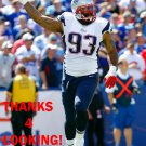 TOMMY KELLY 2013 NEW ENGLAND PATRIOTS FOOTBALL CARD