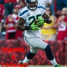 MICHAEL ROBINSON 2013 SEATTLE SEAHAWKS FOOTBALL CARD