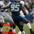BENSON MAYOWA 2013 SEATTLE SEAHAWKS FOOTBALL CARD