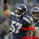 MIKE MORGAN 2013 SEATTLE SEAHAWKS FOOTBALL CARD