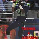 JEREMY LANE 2013 SEATTLE SEAHAWKS FOOTBALL CARD