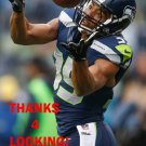 DESHAWN SHEAD 2013 SEATTLE SEAHAWKS FOOTBALL CARD