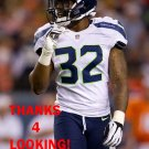 JERON JOHNSON 2013 SEATTLE SEAHAWKS FOOTBALL CARD