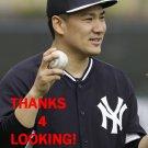 MASAHIRO TANAKA 2014 NEW YORK YANKEES BASEBALL CARD
