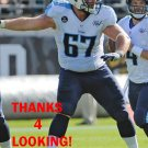 ANDY LEVITRE 2013 TENNESSEE TITANS FOOTBALL CARD