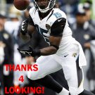 STEPHEN BURTON 2013 JACKSONVILLE JAGUARS FOOTBALL CARD