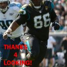 JACQUES McCLENDON 2013 JACKSONVILLE JAGUARS FOOTBALL CARD