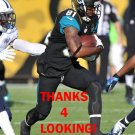 LAMAAR THOMAS 2013 JACKSONVILLE JAGUARS FOOTBALL CARD