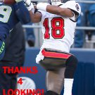 SKYE DAWSON 2013 TAMPA BAY BUCCANEERS FOOTBALL CARD