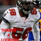 KA'LIAL GLAUD 2013 TAMPA BAY BUCCANEERS FOOTBALL CARD