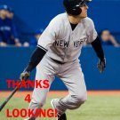 MARK JOHNSON 2014 NEW YORK YANKEES BASEBALL CARD