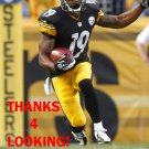 KASHIF MOORE 2013 PITTSBURGH STEELERS FOOTBALL CARD