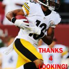 REGGIE DUNN 2013 PITTSBURGH STEELERS FOOTBALL CARD
