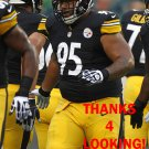 ALAMEDA TA'AMU 2012 PITTSBURGH STEELERS FOOTBALL CARD