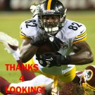 JAMIE McCOY 2013 PITTSBURGH STEELERS FOOTBALL CARD