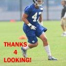 DAN FOX 2014 NEW YORK GIANTS FOOTBALL CARD