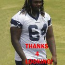 ANDRE CURETON 2014 DALLAS COWBOYS FOOTBALL CARD
