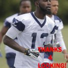 L'DAMIAN WASHINGTON 2014 DALLAS COWBOYS FOOTBALL CARD