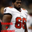 PATRICK OMAMEH 2013 TAMPA BAY BUCCANEERS FOOTBALL CARD