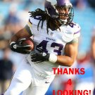 JERODIS WILLIAMS 2013 MINNESOTA VIKINGS FOOTBALL CARD