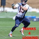 GREG WILSON 2014 DENVER BRONCOS FOOTBALL CARD