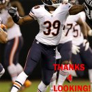 C.J. WILSON 2013 CHICAGO BEARS FOOTBALL CARD
