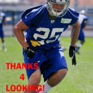 KYLE SEBETIC 2014 NEW YORK GIANTS FOOTBALL CARD