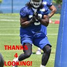 EMMANUEL DIEKE 2014 NEW YORK GIANTS FOOTBALL CARD