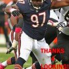 LANDON COHEN 2013 CHICAGO BEARS FOOTBALL CARD