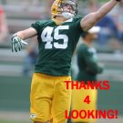JAKE DOUGHTY 2014 GREEN BAY PACKERS FOOTBALL CARD