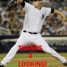 DAVID HUFF 2014 NEW YORK YANKEES BASEBALL CARD