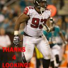 TRAVIAN ROBERTSON 2012 ATLANTA FALCONS FOOTBALL CARD