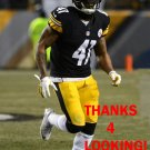 ANTWON BLAKE 2013 PITTSBURGH STEELERS FOOTBALL CARD