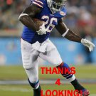 ANTHONY DIXON 2014 BUFFALO BILLS FOOTBALL CARD