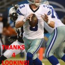 BRANDON WEEDEN 2014 DALLAS COWBOYS FOOTBALL CARD