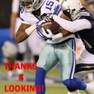 DEVIN STREET 2014 DALLAS COWBOYS FOOTBALL CARD