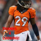 BRADLEY ROBY 2014 DENVER BRONCOS FOOTBALL CARD