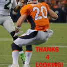JOHN BOYETT 2014 DENVER BRONCOS FOOTBALL CARD