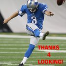 NATE FREESE 2014 DETROIT LIONS FOOTBALL CARD