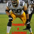 JEREMY VUJNOVICH 2014 GREEN BAY PACKERS FOOTBALL CARD