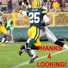 CHARLES CLAY 2014 GREEN BAY PACKERS FOOTBALL CARD