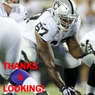 KEVIN BOOTHE 2014 OAKLAND RAIDERS FOOTBALL CARD