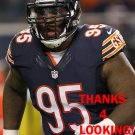 EGO FERGUSON 2014 CHICAGO BEARS FOOTBALL CARD