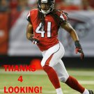 DEZMEN SOUTHWARD 2014 ATLANTA FALCONS FOOTBALL CARD