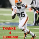 PIERRE DESIR 2014 CLEVELAND BROWNS FOOTBALL CARD